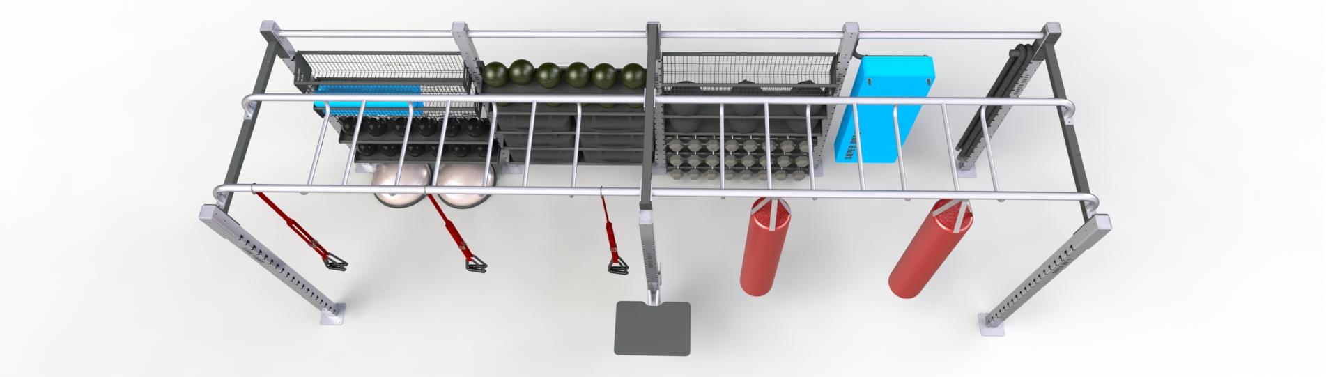Super Duty Storage Rig