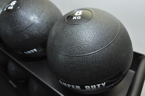 Super Duty Wall Balls