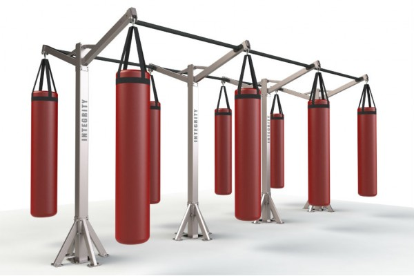 Integrity BX8CU Boxing Stand