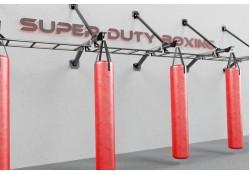 Super Duty Boxing Bag - Monkey Bar System