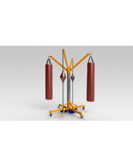 Super Duty M4 Boxing Stand DISPLAY STOCK