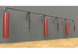 Super Duty Boxing Bag / Chin Up System