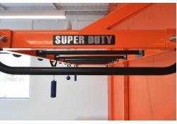Super Duty Wall Mounted Monkey Bars