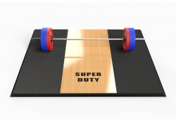 Super Duty Weight Lifting Platform