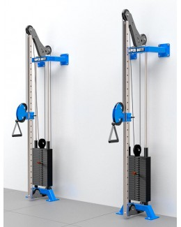 Wall Mounted Pulley Station