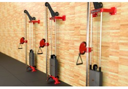 Wall Pulley Station - 100kg