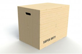 Super Duty Plyo Box