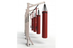 Integrity BX4L Boxing Stand