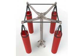 Integrity BX4CU Boxing Stand