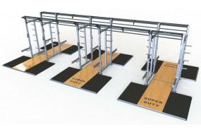 Super Duty Omni Rig with Platforms