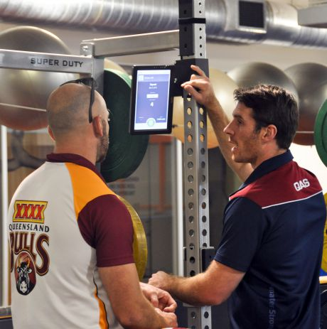 Queensland Academy of Sport teams up with International Fitness